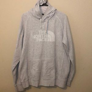 Men's North Face sweatshirt